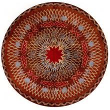 Круглые ковры